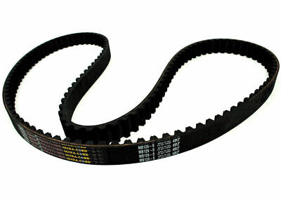 "Panther 1 1/8"" Rear Drive Belt Rubber 128 Tooth Harley Sportster XL 883 1200"