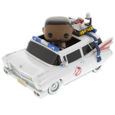 Winston Ecto-1 Pop Ghostbusters Movie Vinyl Figure Novelty Toy