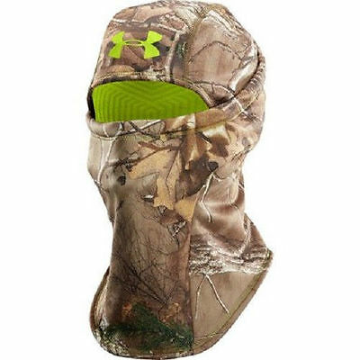 Under Armour Scent Control ColdGear Infrared Balaclava 1249604 Realtree Mossy