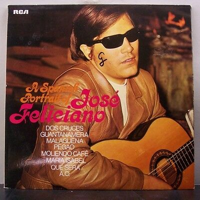 (o) Jose Feliciano - A Spanish Portrait Of (2-LP)