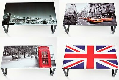 Designer Picture Rectangle Coffee Table