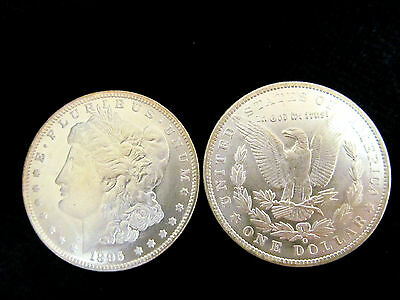 LOT 2 * NOVELTY COIN * ONE TWO HEADED & ONE TWO TAIL COIN. Win Every Flip!
