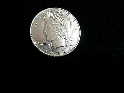 1934/24 Liberty Dollar Coin ~ 1 Two Headed COIN ~ Win Every Flip! Novelty Item!