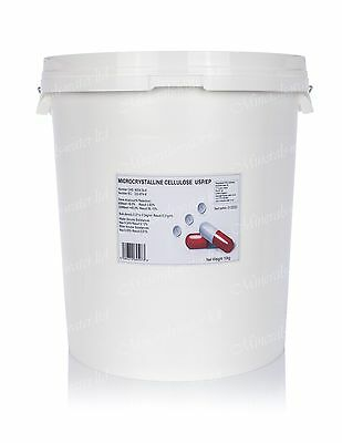 10kg Microcrystalline Cellulose pure USP,EP pharmaceutical grade Superb quality