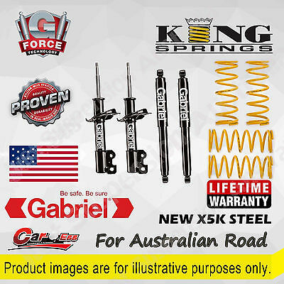 50mm Super Lowered Suspension Kit Holden Commodore VR VS VT VX VY Shocks Springs