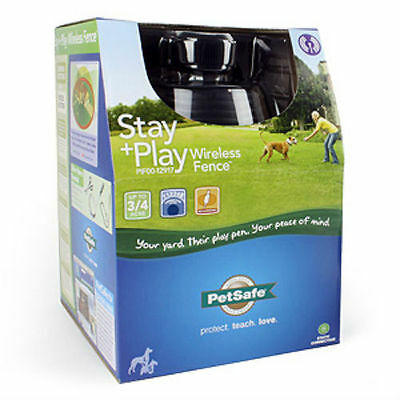 PetSafe PIF00-12917 Stay + Play Wireless Fence System
