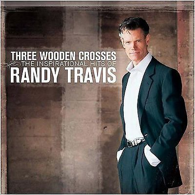 Randy Travis - Three Wooden Crosses The Inspi (2009) - Used - Compact Disc