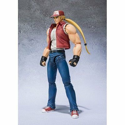 BANDAI D-Arts The King of Fighters Terry Bogard PVC Action Figure japan new.
