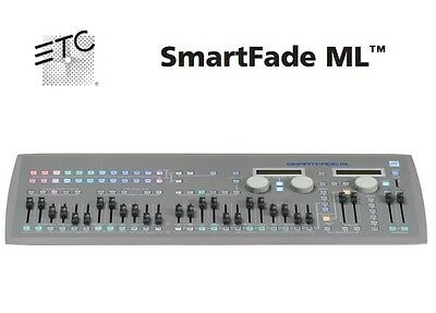 ETC SmartFade ML - 24 moving light/48 Dimmer/Intensity Channel Control Console