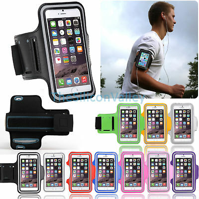 Sports Gym Armband Case Premium Cycling Running Jogging Cover Holder For Phone