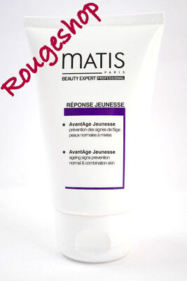 Matis Avantage Jeunesse Normal & Combination Skin 100ml New