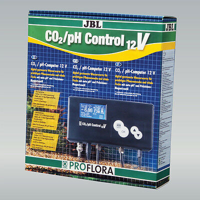 JBL ProFlora pH Control  High-End CO₂ / pH Computer mit 15 Funktionen