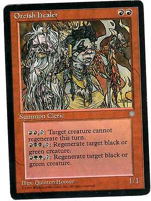 Orcish Healer carte MAGIC (English card) ICE AGE ERA GLACIALE EXC-NM