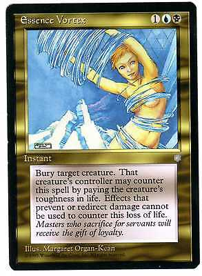 Essence Vortex carte Magic (ENGLISH CARD) Ice Age EXC-NM