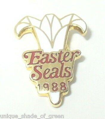 1988 EASTER SEALS PIN