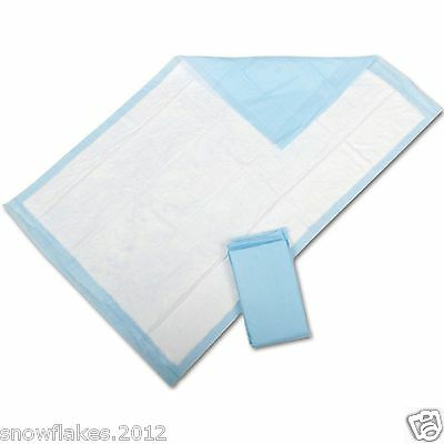 14 puppy training pee wee pads dog underpads housebreaking with deodorizer 22x22
