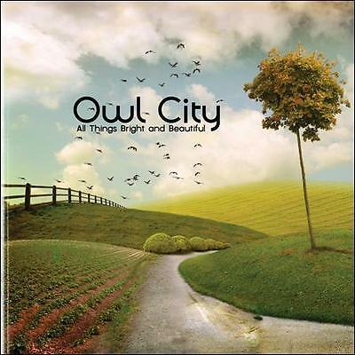 Owl City - All Things Bright (2011) - Used - Compact Disc