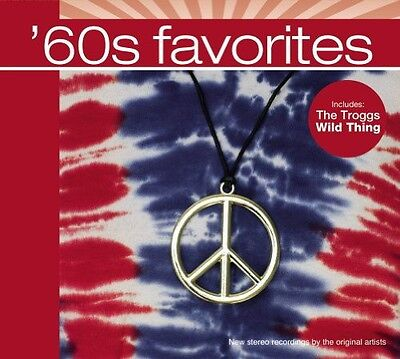Various Artists - 60S Favorites [New CD]