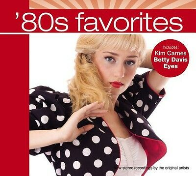 Various Artists - 80S Favorites [New CD]