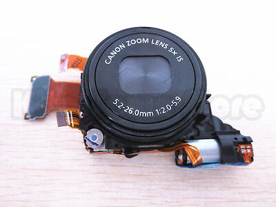 Canon S100 S100V S110 Lens Zoom Unit Lens Assembly 5x Optical ZOOM + CCD US