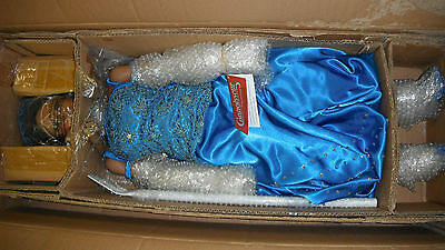 """""""DIVA DELIGHT""""  William Tung/ 36"""" Connoisseur Collection Porcelain Doll  #19/200"""