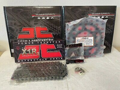 Kawasaki Er5 Chain And Sprocket Kit 1997 To 2007 Heavy Duty X-Ring
