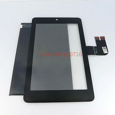 New Black Touch Screen Digitizer+ LCD Display For  ASUS MeMo Pad HD 7 ME173X