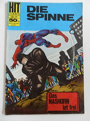1x Comic - HIT Comics - Die Spinne (Nr. 21)