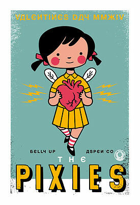 Scrojo The Pixies Belly Up Aspen Poster Pixies2_1402