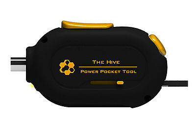 The Hive Electric Cordless Screwdriver USB Charger Power Pocket Tool Driver