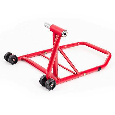 Warrior Single Sided Paddock Stand Triumph - Most Models Including Sprint Bike