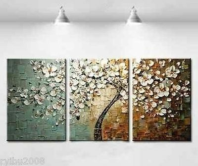 Handmade Large Modern hand-painted Art Oil Painting Wall Decor canvas no framed
