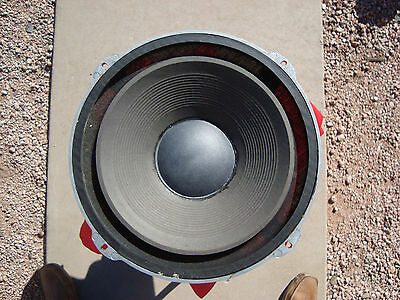 """WHARFEDALE 12"""" WOOFER WITH SQUARE MAGNET D60-D"""