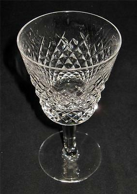 "Waterford Crystal ALANA Claret Red Wine Glass, 5 7/8"" Tall"