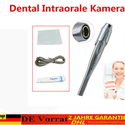 "Dental Oral kamera Intraorale Oral Camera USB 1/4"" Sony CCD MD740A From Germany"
