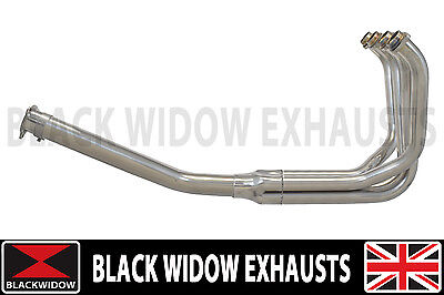 Zx6R Zx6-R F1 F2 F3 Exhaust Front Down Pipes Headers Manifold 95 96 97 New