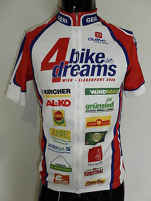 MAGLIA SHIRT CICLISMO OWAYCO VINTAGE JERSEY ITALY BIKE CICLYNG TG M  A11