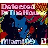 Defected in the House Miami 2009 (3 X CD ' Various Artists)