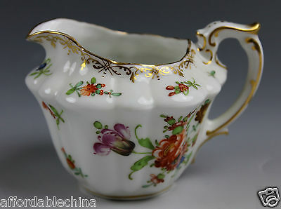 Antique Dresden Hand Painted Richard Wehsener Porcelain Creamer