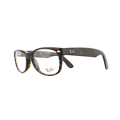 Ray-Ban Glasses Frames 5184 2012 Dark Havana 52mm