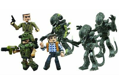 Minimates Alien Closed Mouth (2014) - New - Toys & Games