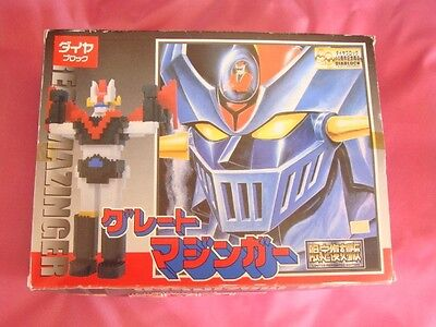 GREAT MAZINGER DIABLOCK A LIMITED EDITION REPRINTED The 40th Anniversary