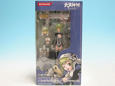 Busou Shinki Light Armor Type Sister MMS Harmony Grace Action Figure Konami