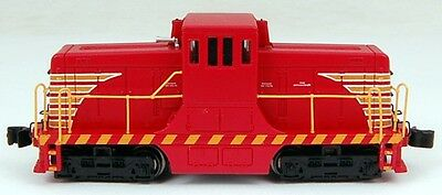 Bachmann N Scale Train Diesel GE 44 Ton DCC Equipped Red & Yellow 81852