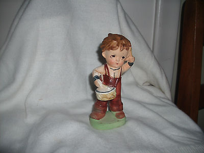 Pioneer Mdse Co. Drummer Boy Figurine Made In Japan