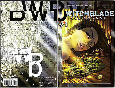 Witchblade Revelations TPB Image Comics / Top Cow Productions USA 2000 M Turner