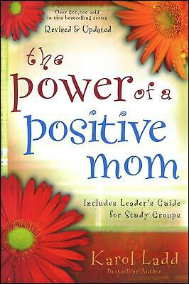 The Power of a Positive Mom by Karol Ladd (English) Paperback Book Free Shipping