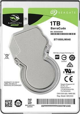 HD INTERNO BARRACUDA 2,5 1TB Seagate ST1000LM048 - HARD DISK PER NOTEBOOK