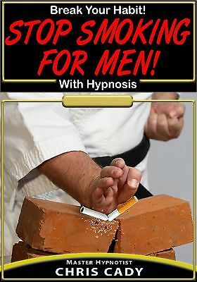 Stop Smoking Easily For MEN ONLY With Hypnosis CD Program