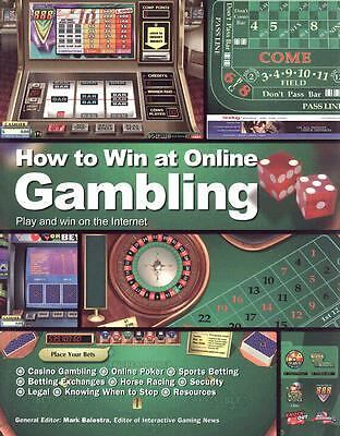Mark Balestra - How To Win At Online Gambling (2006) - Used - Trade Cloth (